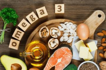 Omega 3 Продукты